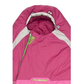 Mammut Kompakt MTI 3-Season Sleeping Bag Women 170cm pink-dark pink